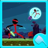 STICKMAN Warrior Adventure 1.0