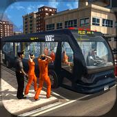Police Bus Prisoner Transport 1.6