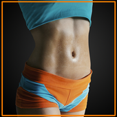 Female Flat Stomach Workout 1.1.18