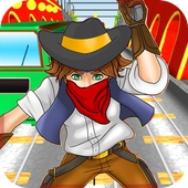 Cowboy Subway Surfers 1