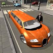 Urban City Limo Legend 3D 1.1