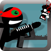 Stickman Zombie Shooter 1.3