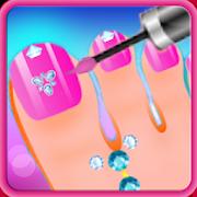Beauty Toe Nail Salon Makeover 1.0.0