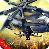 Us Military Helicopter Gunship Strike 1.0