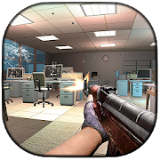 Destroy Boss Office Destruction FPS Shooting House 1.2
