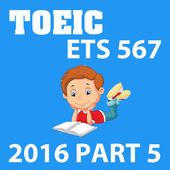 Learning TOEIC ETS 567 PART5 2.0