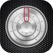 Combination Safe Lock Screen