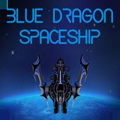 Blue Dragon Spaceship Shooting 1.0