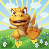 Gon Baby Dinosaur Running Hill 1.0