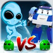 The robocar Aliens World 1.1