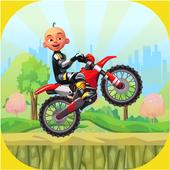 Upin Motorbike Adventures 1.0