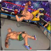 Wrestling WWE Revolution Mayhem Superstar Fighters 1.0