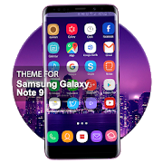 Theme for Samsung Galaxy Note 9 1.4