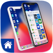 Modern phone X Theme for Computer Launcher 1.0