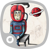 Red Planet Theme 1.0.1