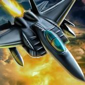 Air Striker War - Sky Jet Fighter & Drones Attack 1.0