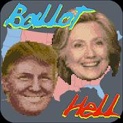 BALLOT HELL: TRUMP & CLINTON 1.0