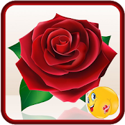 Love  Rose Stickers 1.09