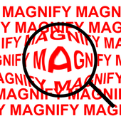 Virtual Magnify Lens 2.0