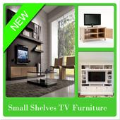 Small Shelves TV Furniture 1.0