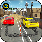 Chained Cars 3D Racing 2017 - speed drift driving 1.0.2