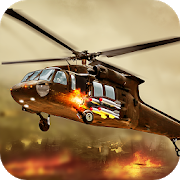Gunship helicopter robot fighter - army air strike 1.0.1
