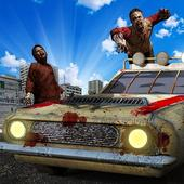 Crazy Zombies Car Wars 3D