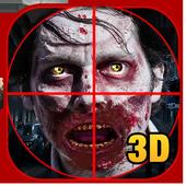 Zombie Sniper Shooting: 3D 1.5
