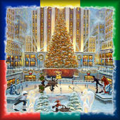 Christmas Rink Live Wallpaper 1.0