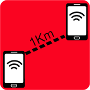 Distance between devices 1.0