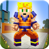 Craft Saiyan Hero Dargon Boy 1.0