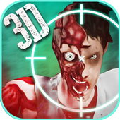 Zombies Sniper Shooting 3D 1.3