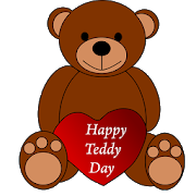 Happy Teddy Day 1.0