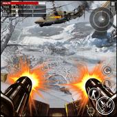Winter Battlefield Shootout : FPS Shooting Games 1.0
