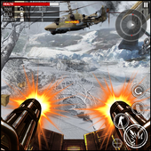Winter Battlefield Shootout : FPS Shooting Games 1.0