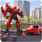 Modern Robot Car War Transform 3D 1.2