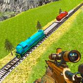 Train Sniper Shooting Enemy Strike 1.0