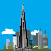 Build Burj Khalifa 1.0