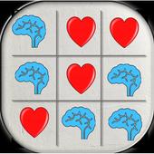 Heart or Mind Tic Tac Toe 1.2