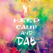 Dab And Keep Calm Wallpapers 1.0