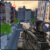 Alone Army Sniper Shooting 1.11