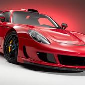 Wallpapers Porsche Carrera GT 1.0