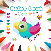 Paint Coloring Book for Kids 5.1