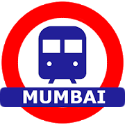 Mumbai Local Train Route Map & Timetable 1.29