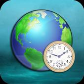 Time Zones Clock - Time Zones Converter 1