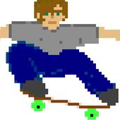 WheelieSkateTimPoundsGamemakerAction