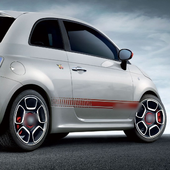 Wallpapers Abarth Fiat 500 1.0