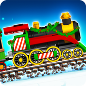 Fun Kids Train 4: Christmas Santa Gift Delivery 3.61