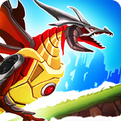 Dragon fight : boss shooting game 3.53