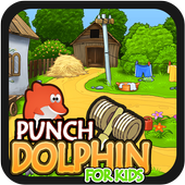 Punch Dolphin For Kids 1.1